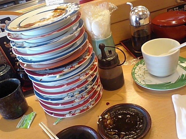 寿司食いねえ。