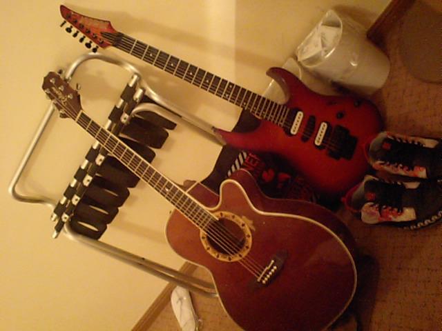 ギターのメンテナンス終了