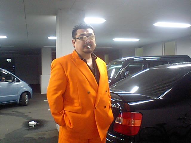 分析パターンオレンジ!?