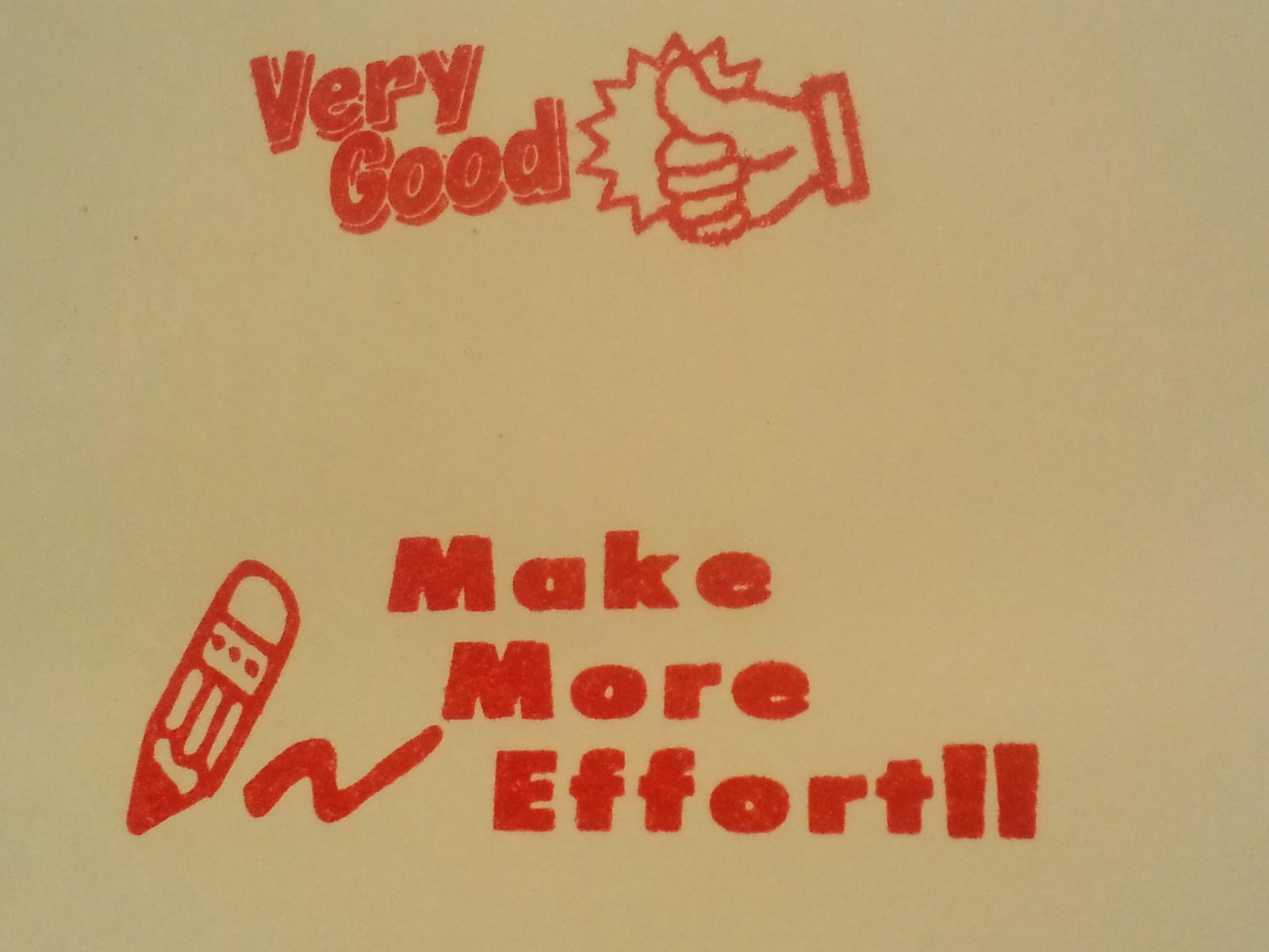 Make More Effort!!