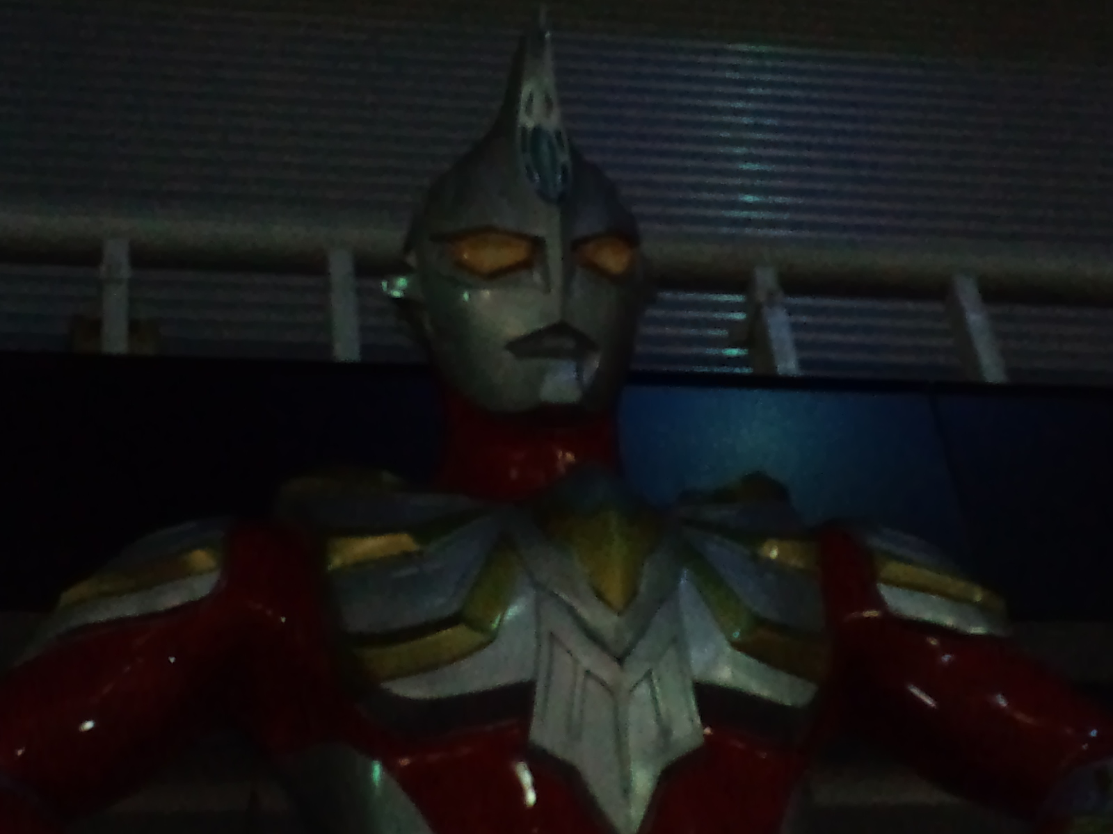 Here comes the Ultra-man!!
