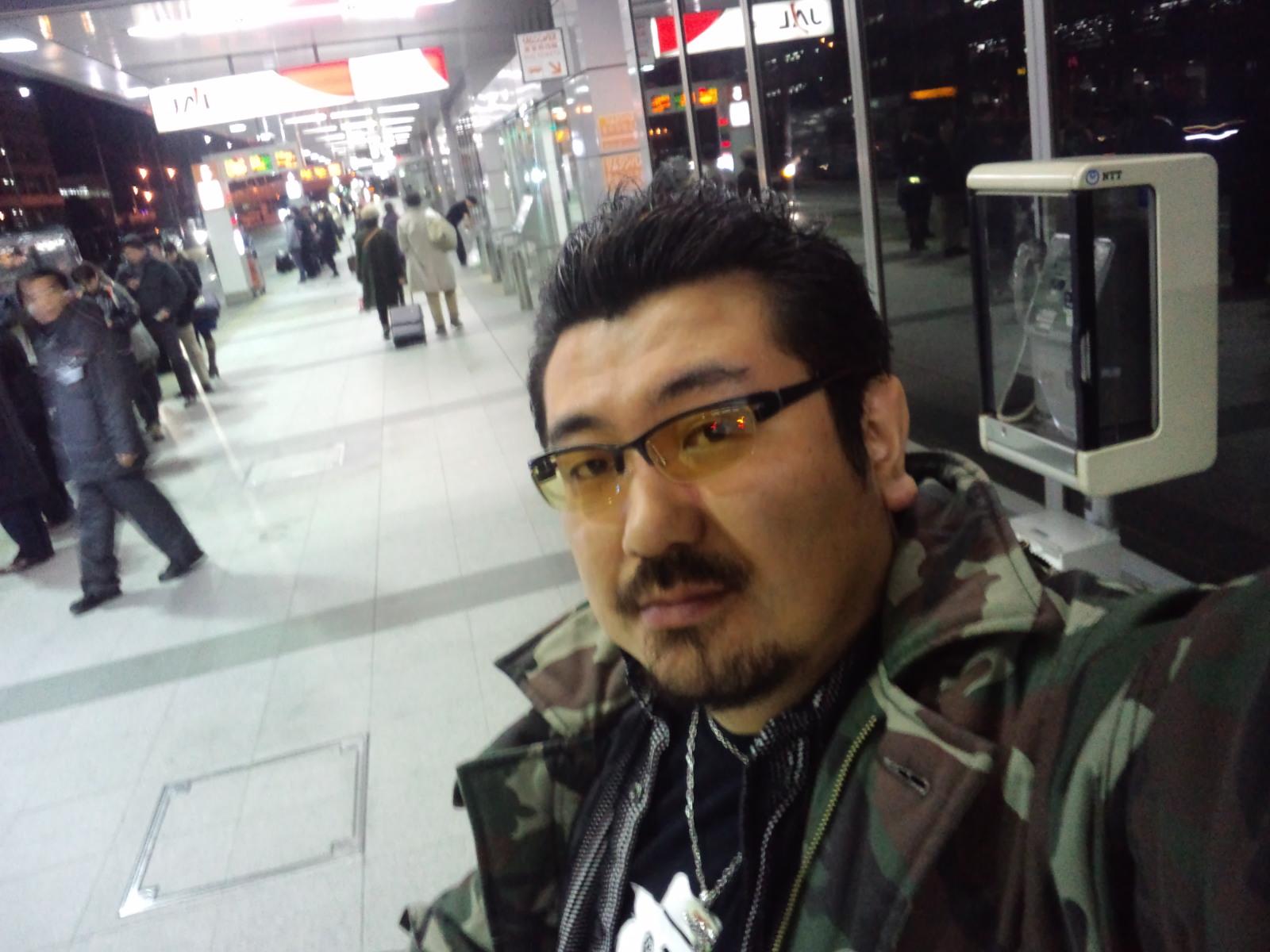 Haneda Airport#20:37