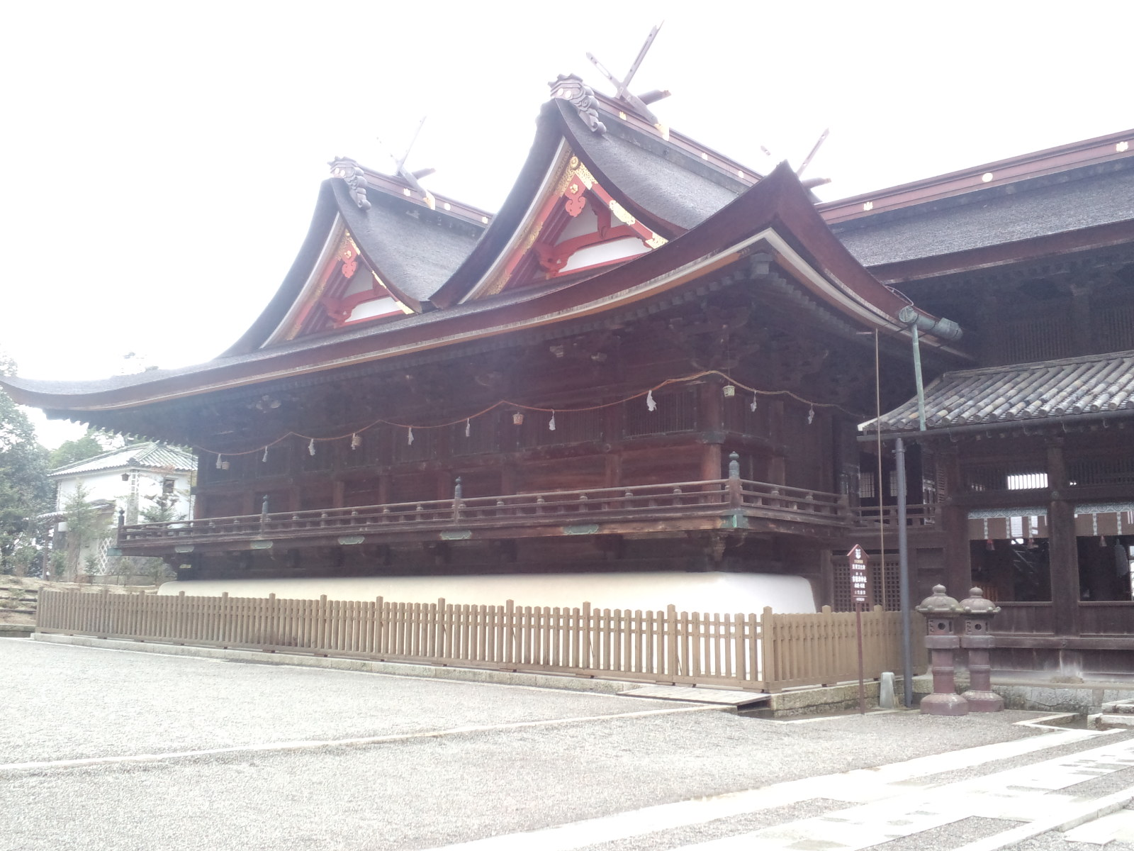 Sightseeing in Okayama (2)