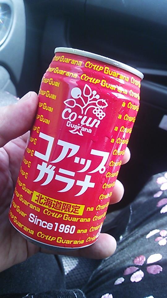 Sold in Hokkaido alone...