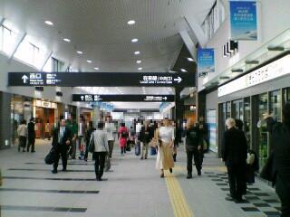 新・岡山駅